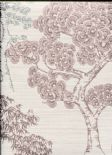 Eastern Alchemy Meili Rose Gold Wallpaper 293008 By Arthouse For Options